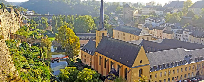 Istituto itinerari culturali Lussemburgo