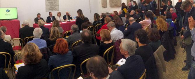 Conferenza stampa in Campidoglio