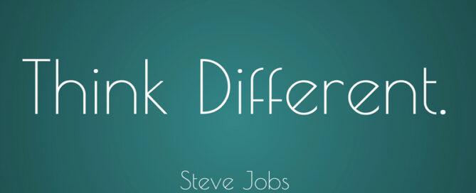 Pensare differente