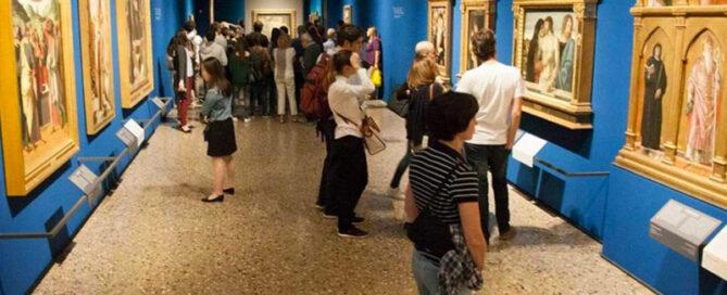Visitare musei