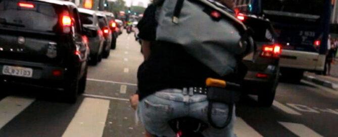 Sicurezza bici auto traffico