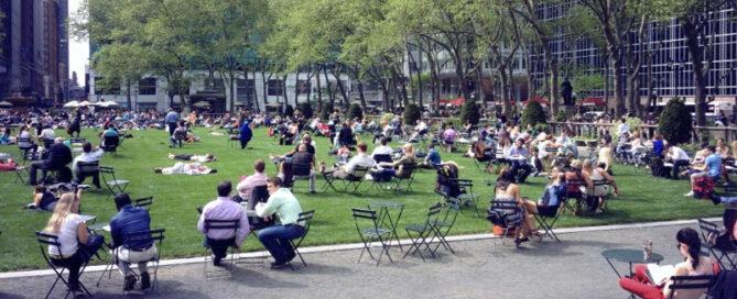 spazi pubblici di community