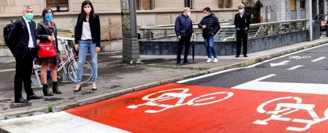 "Bike lanes e ""case avanzate"""