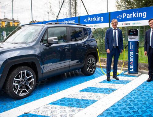 La mobilità sostenibile entra in banca: partnership tra Crédit Agricole e Fca