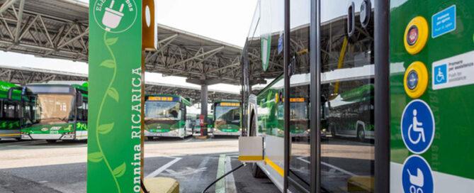 Trasporto pubblico elettrico