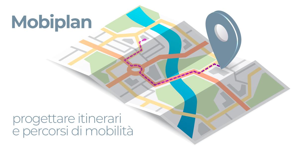 Mobiplan - Progettare itinerari e percorsi di mobilità