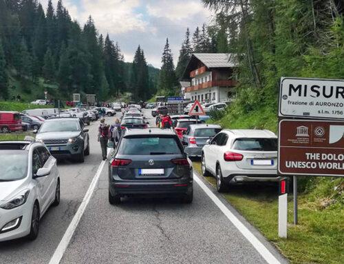 Mobilità sostenibile sui passi dolomitici: c'è l'intesa!