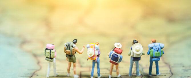 Viaggiatori, non turisti