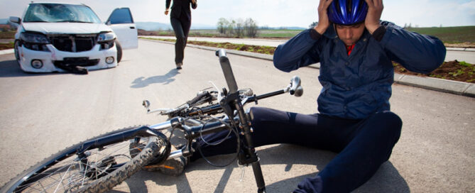 Incidenti in bicicletta