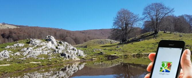 Parco Monti Simbruini - Corso di mappatura partecipata